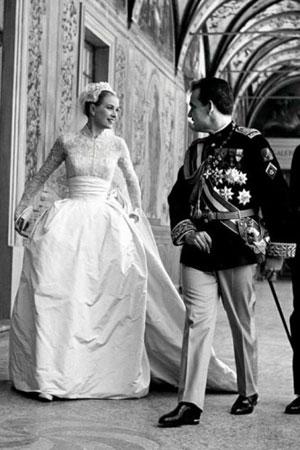 グレース・ケリー結婚式