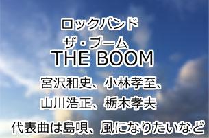 THE BOOM