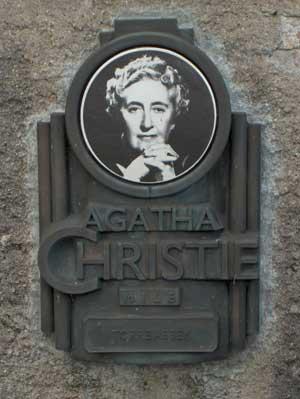 アガサ・クリスティ